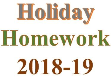Vdjs holiday homework class 8